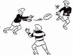 jocul de rugby