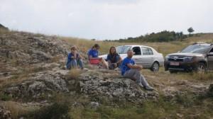 Redescopar Romania 2010 in Dobrogea