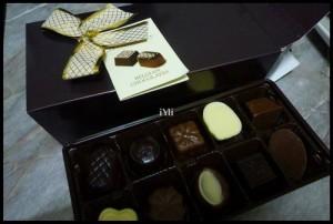 Ciocolata, cu dragoste