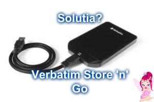 Verbatim Store n go